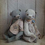 Куклы и игрушки ручной работы. Ярмарка Мастеров - ручная работа Морская душа. Мишка тедди. Handmade.