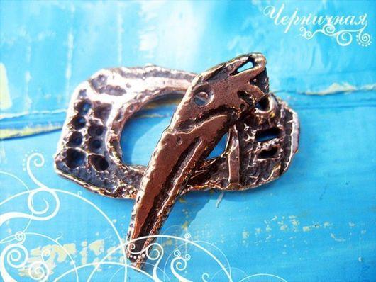 Для украшений ручной работы. Ярмарка Мастеров - ручная работа. Купить Замок-тоггл. Архаика 1105-150 (1). Handmade.