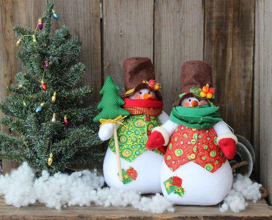 Снеговики в наличии.