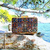 Сумки и аксессуары handmade. Livemaster - original item Wooden handbag in Moroccan style. Handmade.