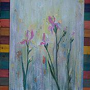 Картины и панно handmade. Livemaster - original item Painting interior