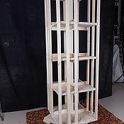 Для дома и интерьера handmade. Livemaster - original item Rotating bookcase. Handmade.
