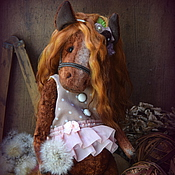 Куклы и игрушки ручной работы. Ярмарка Мастеров - ручная работа Djilli. Handmade.