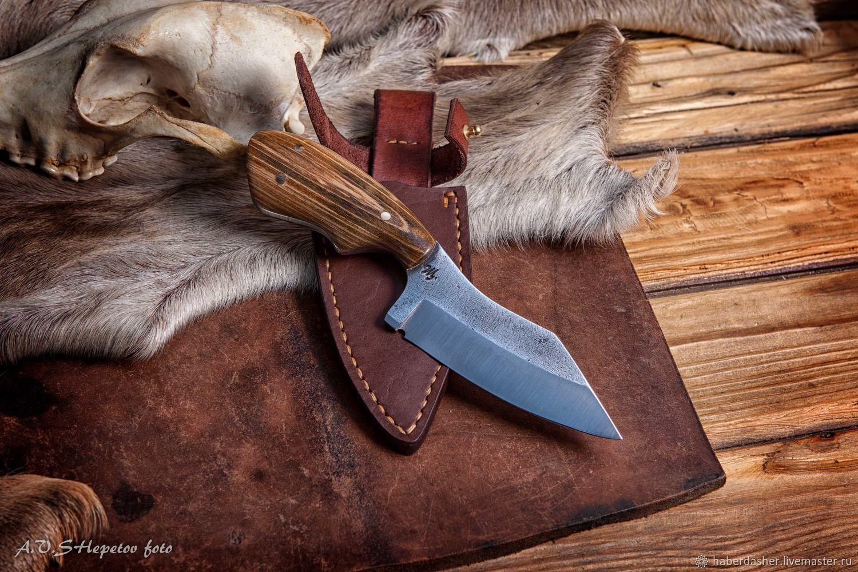 """""""Soor"""" нож ручной работы – купить на Ярмарке Мастеров – LTQQKRU   Ножи, Кимры"""