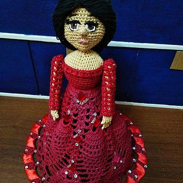 Куклы и игрушки ручной работы. Ярмарка Мастеров - ручная работа Куклы: Анна. Handmade.