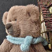 Мишки Тедди ручной работы. Ярмарка Мастеров - ручная работа Мишка Маффин. Handmade.