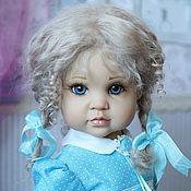 """Куклы и игрушки ручной работы. Ярмарка Мастеров - ручная работа """"Элиза"""" ООАК куклы Gotz. Handmade."""