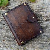 Сумки и аксессуары handmade. Livemaster - original item Nominal leather wallet №18. Handmade.