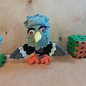 Куклы и игрушки handmade. Livemaster - original item Eagle Movie m / f Leo and TIG. Handmade.