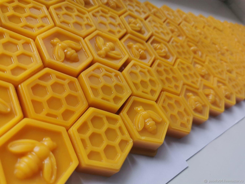 Воск пчелиный / 500 г. /, Травы, Горно-Алтайск,  Фото №1