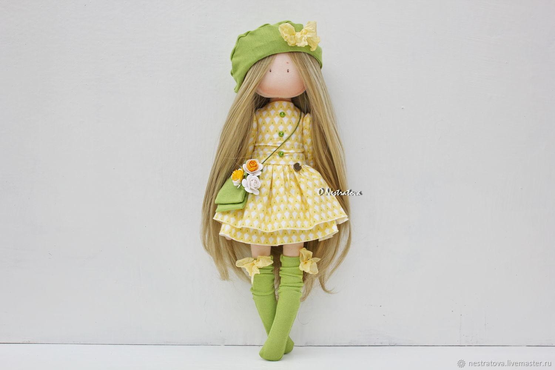 Mila, Портретная кукла, Крымск,  Фото №1