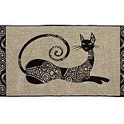 Для дома и интерьера ручной работы. Ярмарка Мастеров - ручная работа Полотенце махровое Анжелина. Handmade.