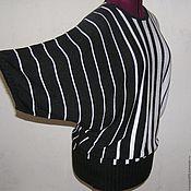 Одежда ручной работы. Ярмарка Мастеров - ручная работа Мышь летучая, полосатая). Handmade.