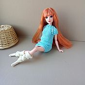 Куклы и игрушки handmade. Livemaster - original item Clothes for dolls (height 30cm). Handmade.