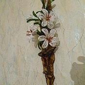 Картины и панно ручной работы. Ярмарка Мастеров - ручная работа Лилии. Handmade.