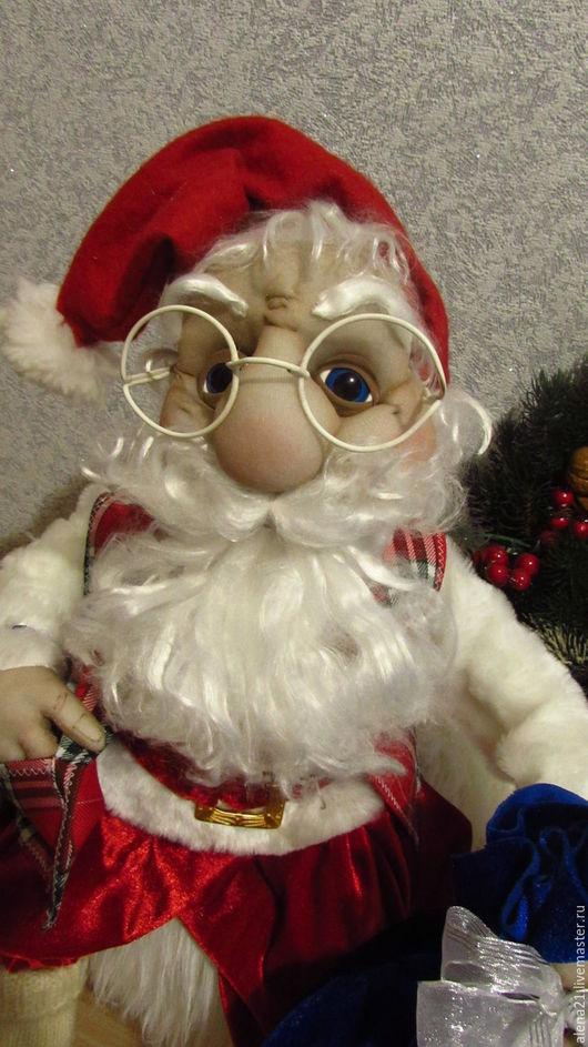 Коллекционные куклы ручной работы. Ярмарка Мастеров - ручная работа. Купить Сантик. Handmade. Праздник, подарок, персональный подарок, красота