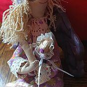 Народная кукла ручной работы. Ярмарка Мастеров - ручная работа Народная кукла: Ангел материнства. Оберег.. Handmade.