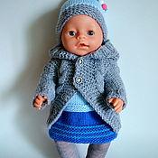 Одежда для кукол ручной работы. Ярмарка Мастеров - ручная работа Одежда для Беби Борн. Handmade.