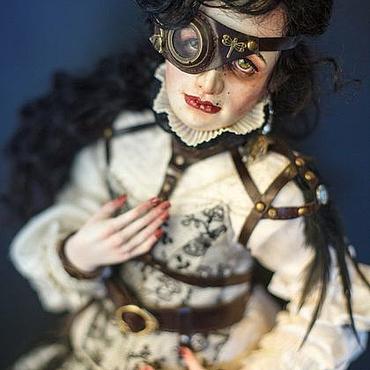 """Куклы и игрушки ручной работы. Ярмарка Мастеров - ручная работа """" Джульетта """" Фарфоровая, коллекционная кукла. Handmade."""