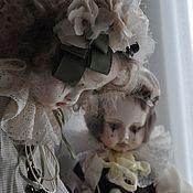 Куклы и игрушки ручной работы. Ярмарка Мастеров - ручная работа Старый театр. ПАРА!. Handmade.