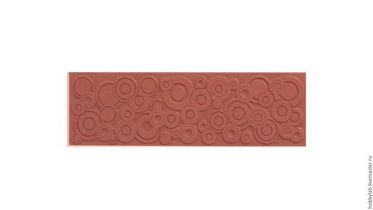 Открытки и скрапбукинг ручной работы. Ярмарка Мастеров - ручная работа. Купить Резиновые штампы фоновые Круги. Handmade. Резиновые штампы