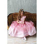 """Работы для детей, ручной работы. Ярмарка Мастеров - ручная работа Платье """"Принцесса"""" рост от 98 до 146. Handmade."""