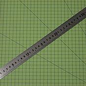 Инструменты ручной работы. Ярмарка Мастеров - ручная работа Линейка стальная - 30 см. Handmade.