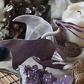 Куклы и игрушки ручной работы. Ярмарка Мастеров - ручная работа Дракон - Дух Сиреневой Реки. Handmade.