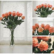 Цветы и флористика handmade. Livemaster - original item Bouquet For a beautiful lady. Handmade.
