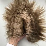 Волосы для кукол ручной работы. Ярмарка Мастеров - ручная работа Волосы для кукол тресс мохер 977. Handmade.