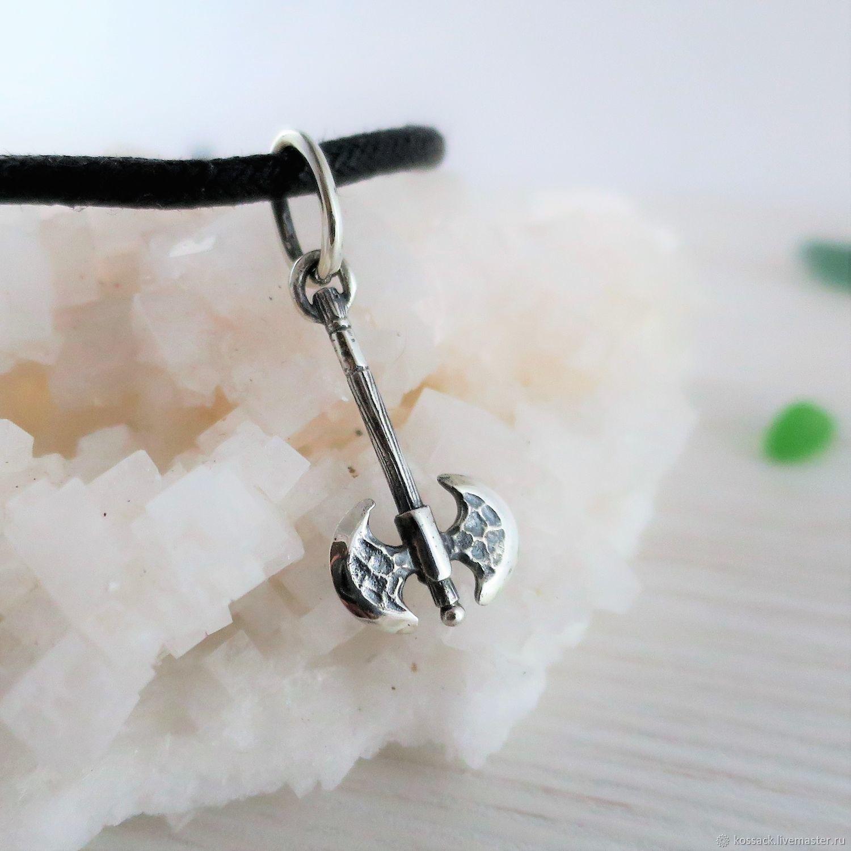 labrys pendant, Earrings, Zaporozhye,  Фото №1