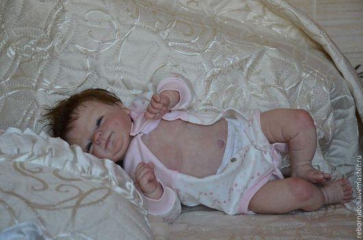 Куклы-младенцы и reborn ручной работы. Ярмарка Мастеров - ручная работа. Купить Кукла реборн Ангелина. Handmade. Кукла реборн