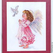 Картины и панно ручной работы. Ярмарка Мастеров - ручная работа Ангел - Благослови. Handmade.