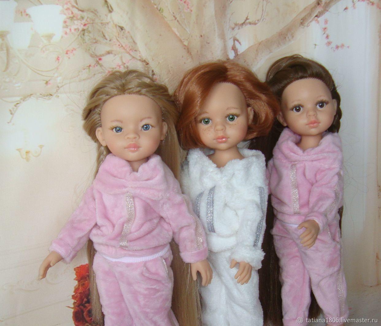 Костюм для Паола Реина, Одежда для кукол, Санкт-Петербург,  Фото №1
