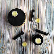Бальзам для губ ручной работы. Ярмарка Мастеров - ручная работа Бальзам для губ SPF 15 c Q10 натуральный, ручной работы. Handmade.