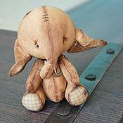 Куклы и игрушки ручной работы. Ярмарка Мастеров - ручная работа Чердачный слон..7). Handmade.