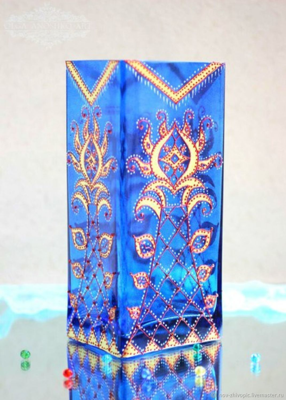 Vase 'Arabesque', Vases, Velikiy Novgorod,  Фото №1