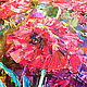 Picture with poppies 'Wild Blossom' painting poppies. Pictures. Multicolor Gallery. Online shopping on My Livemaster.  Фото №2