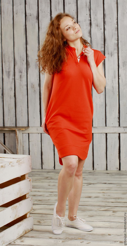 Платье поло купить в интернет
