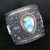 Украшения handmade. Livemaster - original item The band is rigid: bracelet