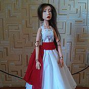 Куклы и игрушки ручной работы. Ярмарка Мастеров - ручная работа Кукла шарнирная. Handmade.
