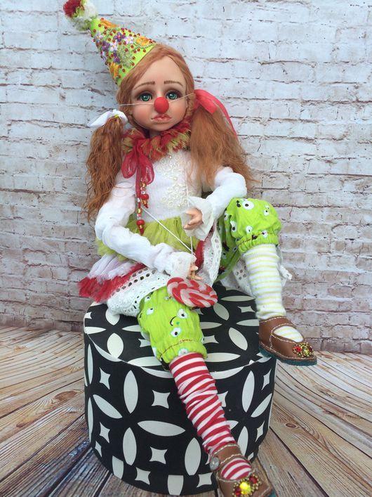 Коллекционные куклы ручной работы. Ярмарка Мастеров - ручная работа. Купить Автор кукла ручной работы. Handmade. авторская игрушка