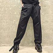 Одежда ручной работы. Ярмарка Мастеров - ручная работа Брюки женские HIPSTER. Handmade.