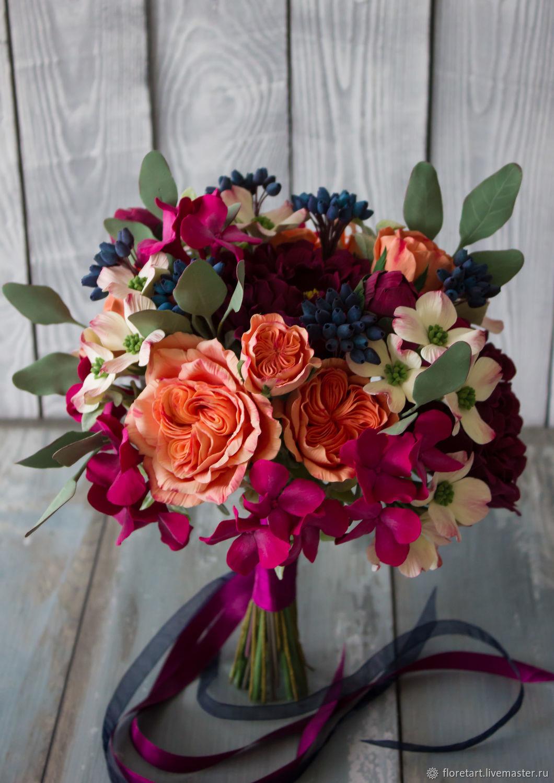 Букет невесты с пионами и пионовидными розами, , Мурманск, Фото №1