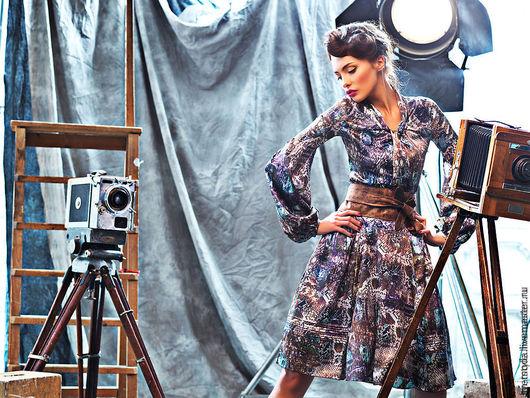 Купить платье ручной работы. Пошив на заказ. Индивидуальный пошив. Ярмарка Мастеров - ручная работа. Дизайнер Лана Морозова