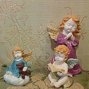 """Для дома и интерьера ручной работы. Ярмарка Мастеров - ручная работа Статуэтка """"Ангелочек"""". Handmade."""