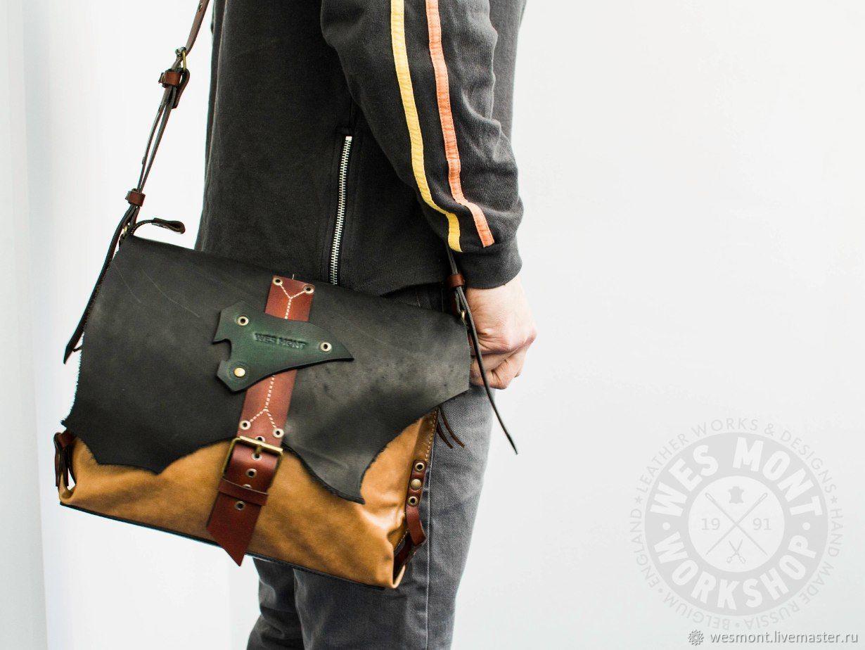 Сумка кожаная универсальная ГАУЧО-4 Эксклюзивная, авторская работа, Классическая сумка, Рыбинск,  Фото №1