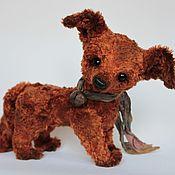 Куклы и игрушки ручной работы. Ярмарка Мастеров - ручная работа Каштанка. Handmade.