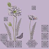 "Материалы для творчества handmade. Livemaster - original item Machine embroidery designs set ""Vintage Etude"" easy filling. Handmade."