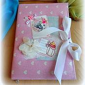 Подарки ручной работы. Ярмарка Мастеров - ручная работа Тедди - бебибук для девочки. Handmade.